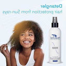 FRAGFRE Hair Detangler: Styling Heat Protectant Spray - Leav