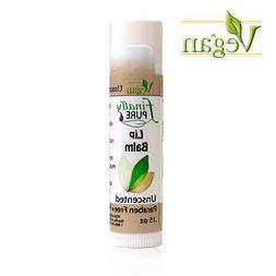 Finally Pure - Vegan Unscented Lip Balm
