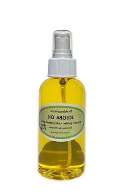 Jojoba Oil Great for Skin Hair Face & Nails Lips Cuticles St