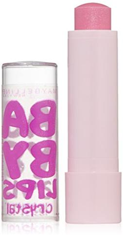 Maybelline New York Baby Lips Crystal Lip Balm, Beam of Blus