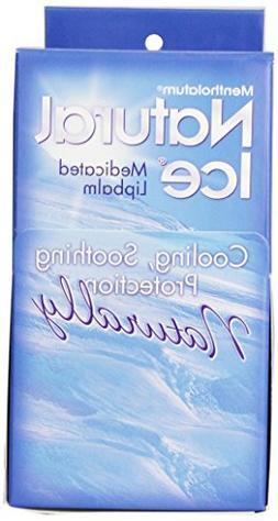 Mentholatum Natural Ice Lip Balm Original SPF 15 1 Each