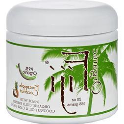 Organic Fiji Sugar Polish Pineapple Coconut - 20 oz