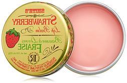 Rosebud, Strawberry Lip Balm Tin, 0.8 Ounce