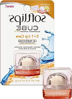 Softlips CUBE Vanilla Bean Lip Balm 0.23 OZ