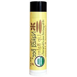 The Naked Bee Coconut Honey Lip Balm, 0.15 Ounce