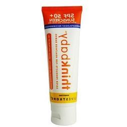 Thinkbaby: SPF 50+ Sunscreen, 3 oz