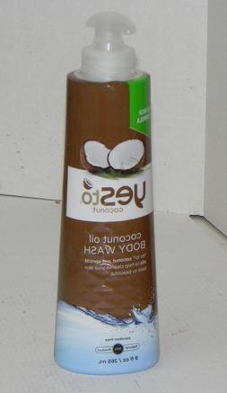 Yes to Coconut Oil Body Wash, 9 Fluid Ounce