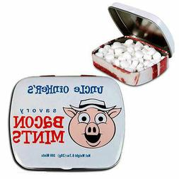 Accoutrements Bacon Flavored Mints- A Tasty Treat for any ba