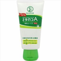 Mentholatum Acnes Medicated Creamy Wash 130g with Vitamin C,