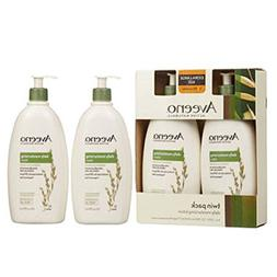 Aveeno Active Naturals Daily Moisturizing Lotion, Twin Pack