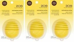 EOS Active Protection Lip Balm Lemon Twist with SPF 15 *3 PK