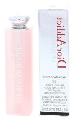 Dior Addict Lip Sugar Scrub #001 Lip Balm, 0.12 oz