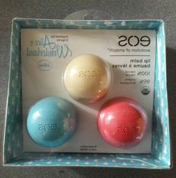 EOS Alice In Wonderland Limited Edition Disney Lip Balm Blue