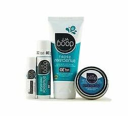 All Good Sun Care Set - Head-to-Toe Lasting & Effective Prot