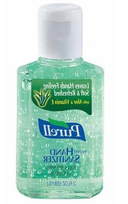 PURELL Aloe Hand Sanitizer Kit 4 - 2oz. Bottles