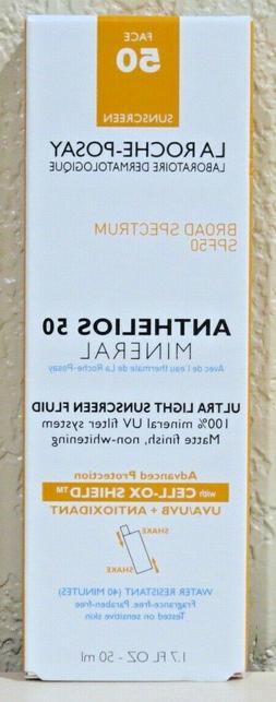 La Roche-Posay Anthelios 50 Mineral Sunscreen  Skincare Trea