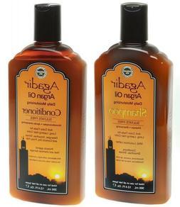 Agadir Argan Oil Daily Moisturizing Shampoo & Conditioner 12