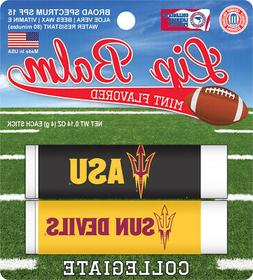 Arizona State Sun Devils 2 Pack Lip Balm - Maroon