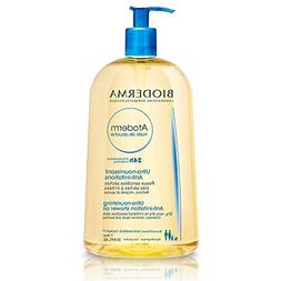 Bioderma Atoderm Hydrating Shower Body Oil for Dry Sensitive