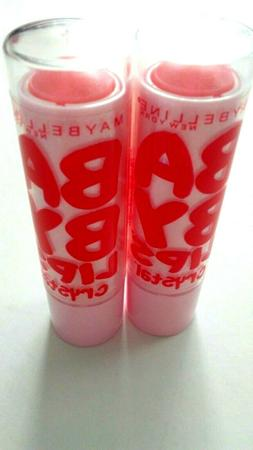 Maybelline New York Baby Lips 130 Crystal Kiss Lip Balm, Pac