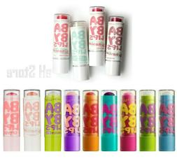 Maybelline Baby Lips Moisturizing & Dr.Rescue Medicated Lip