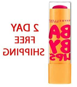 Maybelline New York Baby Lips Moisturizing Lip Balm, Cherry
