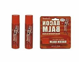 Accoutrements Bacon Lip Balm - 2 Packs