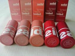 Bliss bang! pow! balm! Tinted Lip Balm - Choice - BUY 3 GET