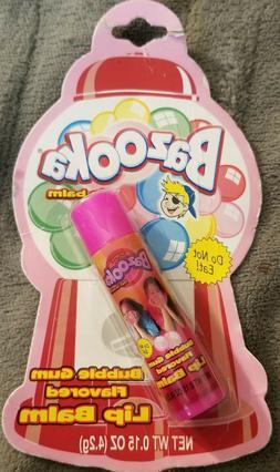 Bazooka bubble gum flavored lip balm~Gumball machine~RARE VI