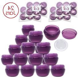Beauticom®  50G/50ML High Quality Pink OV Container Jars