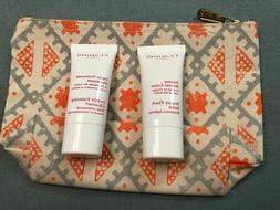 CLARINS Beauty Flash Balm, Gentle Foaming Cleanser & FEED Co