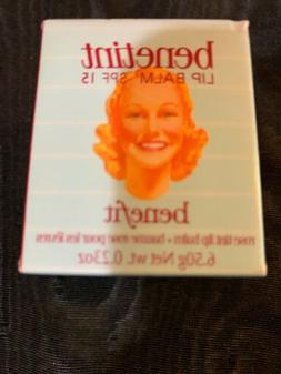 Benefit BENETINT Rose Tint Lip Balm SPF 15 ~ 0.23 oz / 6.50