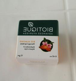 Biotique Bio Almond Therapy Lip Balm 100% Botanical Extracts