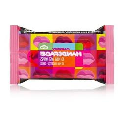 Colour Block Lips Mini Wet Wipes