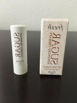 BNIB Fresh Sugar Advanced Therapy Lip Treatment Clear Transl