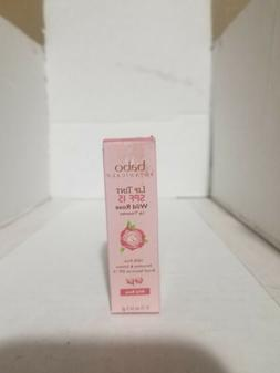 BABO BOTANICALS LIP TINT WILD ROSE SPF 15 LIP TREATMENT 100%