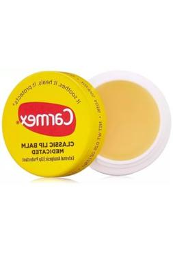 Carmex Bulk Ointment Classic Lip Balm Jar  0.25 oz size