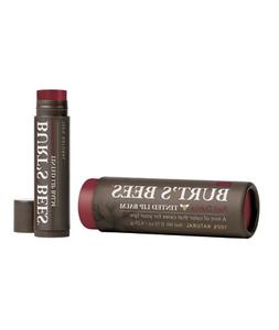 Burt's Bees Tinted Lip Balm, Red Dahlia, 0.15-Ounce