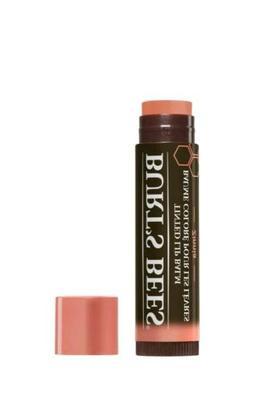 Burt's Bees 100% Natural Tinted Lip Balm, Zinnia