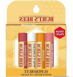 burt s bees lip balm 4 pack