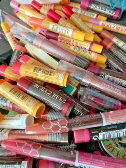 Burt's Bees Lip Balm, Lip Shimmer, Tinted Lip, Lip Gloss Var