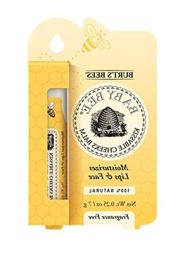 Burt's Bees Baby Kissable Cheeks Balm, 100% Natural Baby M