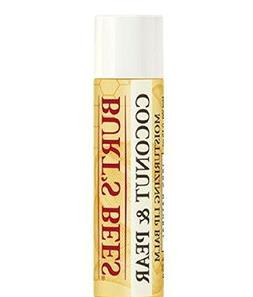 Burt's Bees Lip Balm, Coconut & Pear 0.15 oz