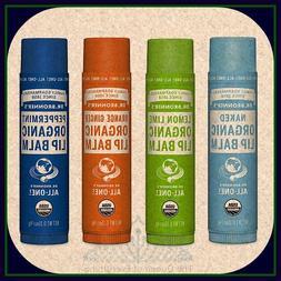 Dr. Bronner's Organic Lip Balm Organic Jojoba, Avocado & Hem