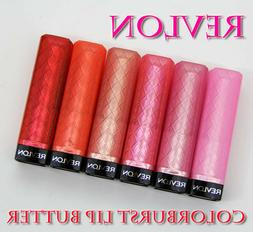 BUY 2 GET 1 FREE!  Revlon Color Burst Lip Butter