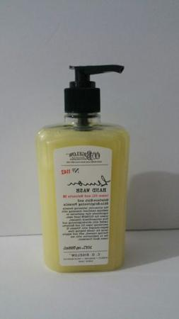 C.O BIGELOW HAND WASH LEMON OIL and Extracts 3% 10 fl.oz