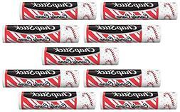 ChapStick Candy Cane 9 Sticks - NEW DESIGN