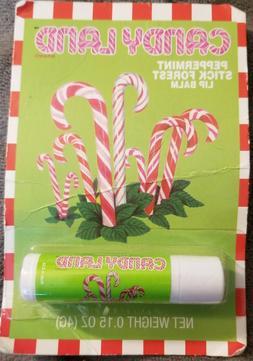 candy land peppermint stick forest lip balm