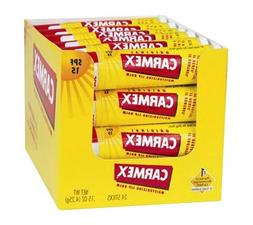 .15OZ Carmex Lip Balm, Pack of 24