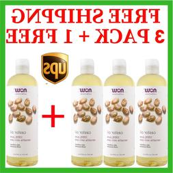 Organic Castor Oil 16 oz USDA Certified Organic, By Mary Tyl